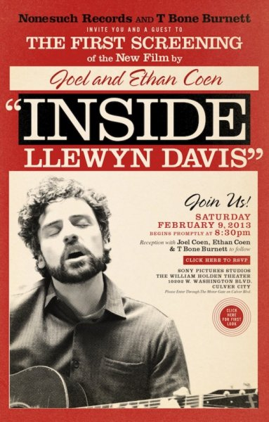 Inside Llewyn Davis romania