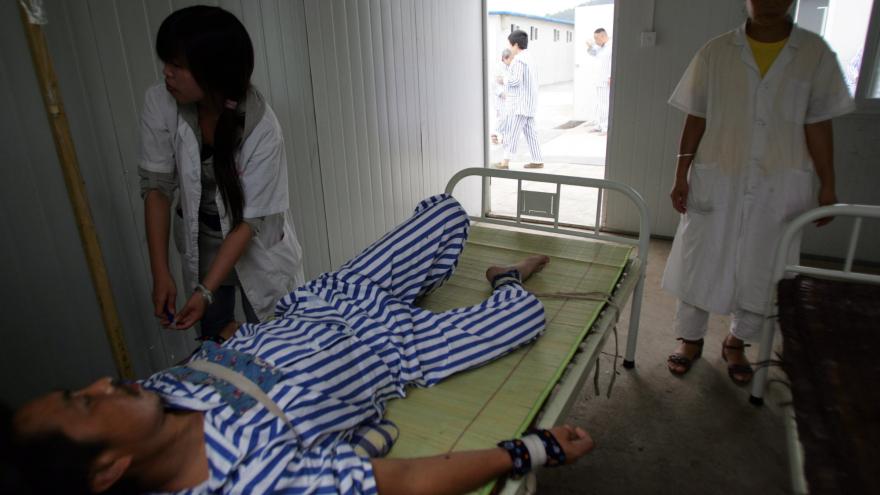 activisti china internati spital psihiatrie