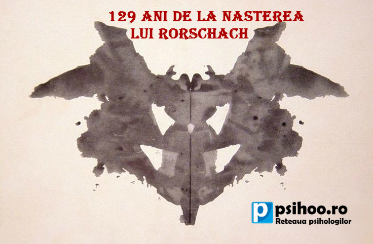 testul petelor de cerneala Rorschach psihoo