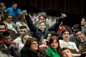 Elevii la Cinema-Edu 1